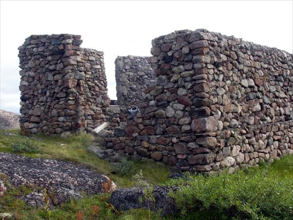 Стены заставы