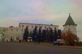 Белокаменный казанский кремль