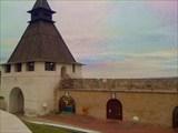 Стены казанского кремля - фото в альбоме Казанско-Владимирский микс.