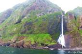 Водопад Шипучий, высота 50
