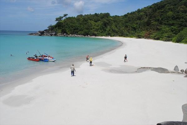 Пляж баунти