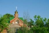 Агинское. Церковь