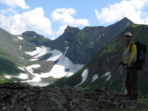 Илья и горы