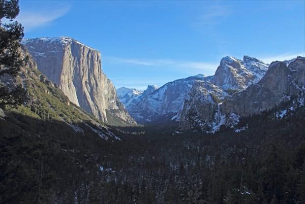 Панорама Йосимити