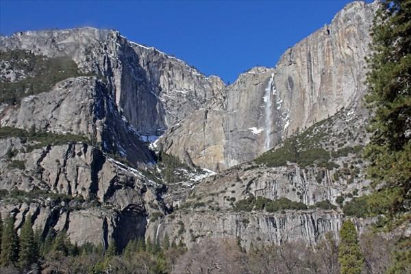 Верхний водопад