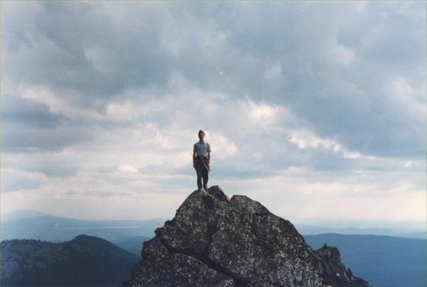 22. Высшая точка Откликного (1135 м)