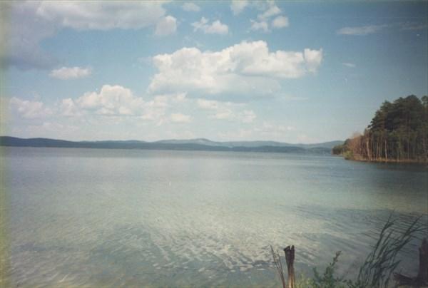 42. Озеро Тургояк