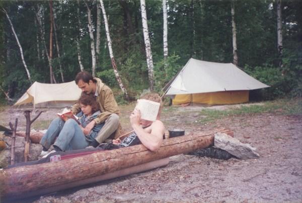 43. Отдых в лагере