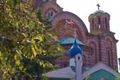 Свято-Троицкая церковь Подворья Русского Патриархата в Белграде