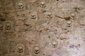 Челе кула - башня черепов - находится почти в центре Ниша