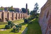 У крепости под открытым небом разместился Военный музей