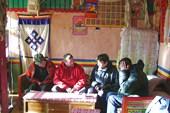 Завтрак в тибетской придорожной харчевне