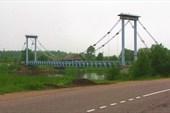 Мост через Олонку