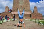 На руках по Ю. Америке ,Экватор. EcuadorIMG_0255