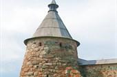 Башня соловецкого кремля