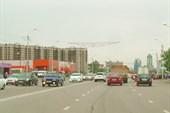 Ориентир - башни Грозный-сити