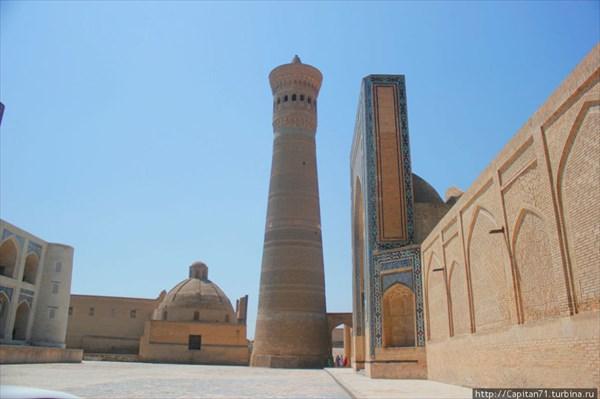 Minaret-Kalyan