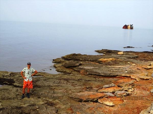 Сухогруз «Ибрагим-Яким» затонул 2010