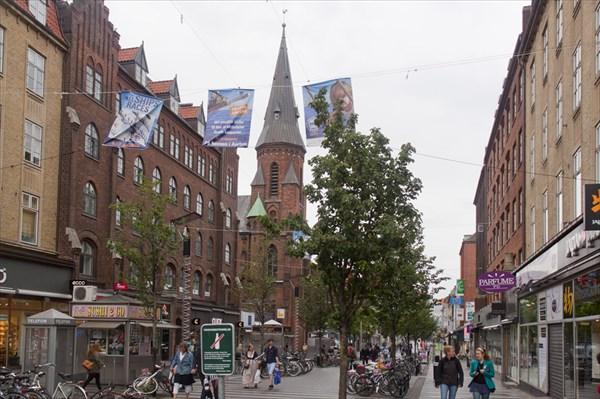 Орхус. Дания