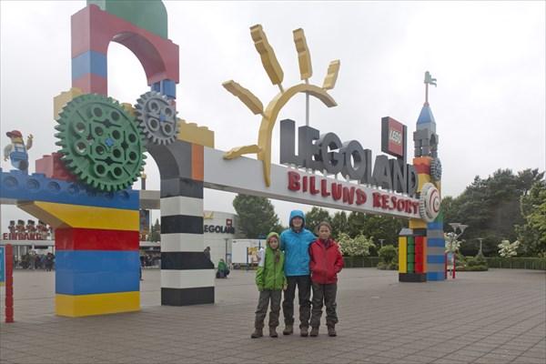 Вожделенный Legoland
