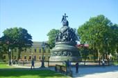 Памятник `Тысячилетие России`