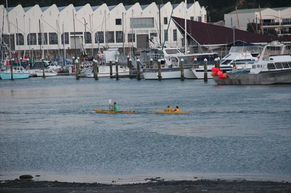 После работы (в 5 вечера) новозеландцы отдыхают семьями