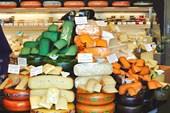 Сыр в Гауде
