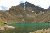 Озеро `Горных духов`