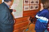 Экскурсия в музее Рериха
