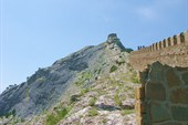 Генуэсская крепость.