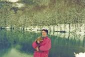 10. Калиново озеро, Лена и Соня