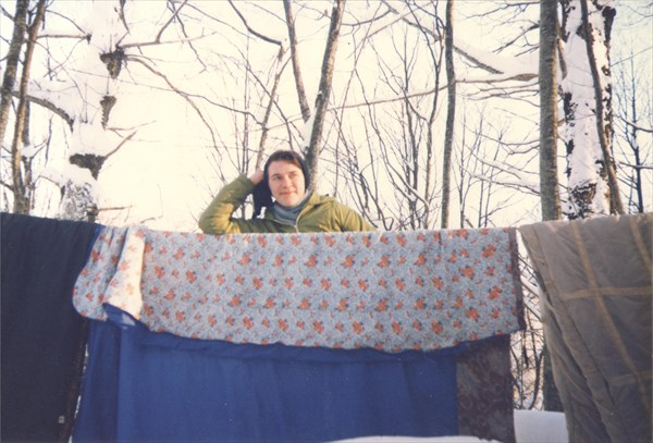 26. Сухой спальник - залог тепла