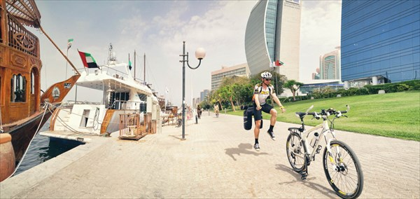 Набережная Дубаи