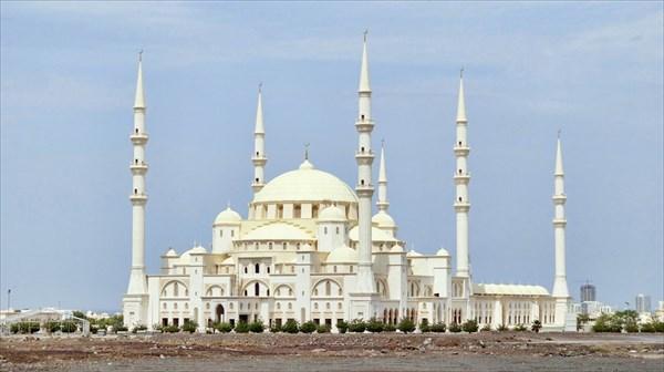 Мечеть в Фуджайра
