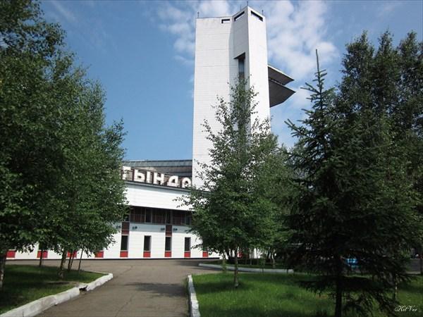 Вокзал Тынды