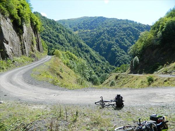 Дорога на пер. Медвежий