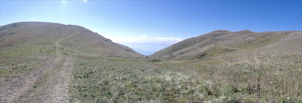 Перевал 2400м