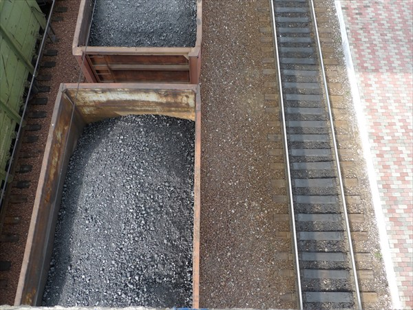 Железнодорожная текстура