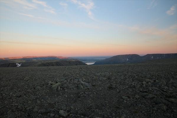 На плато Кукисвумчорр