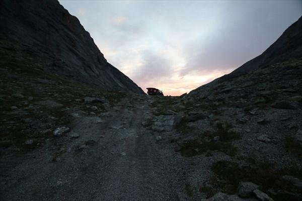 Умбозерский перевал