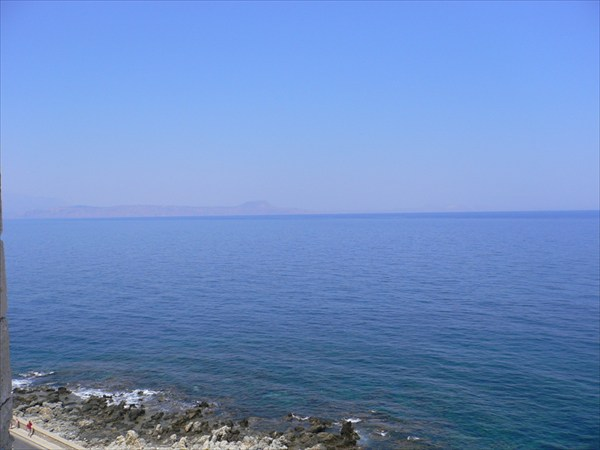 И еще море