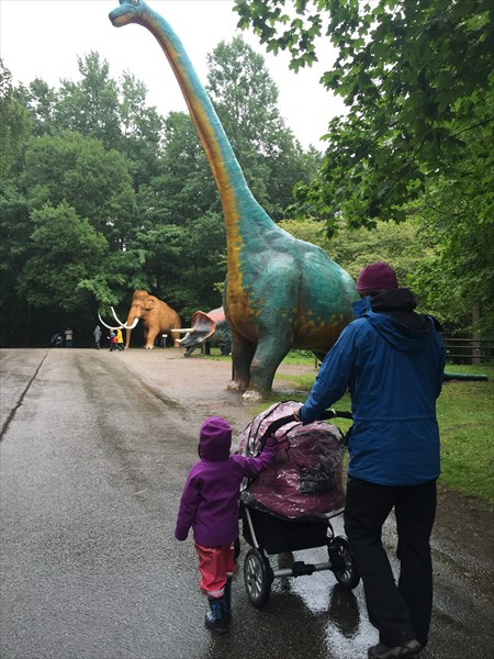 Зоопарк в Бурос - однозначно стоит сходить