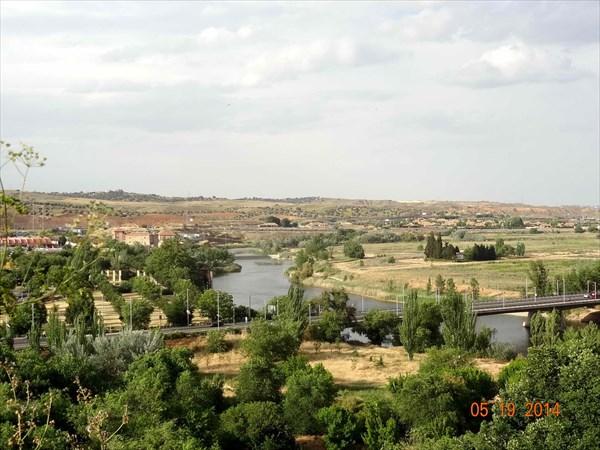Река Тахо.