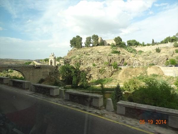 Мост Алькантара.