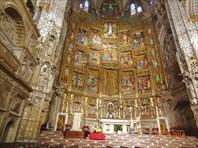 Кафедральный собор. Главный иконостас.