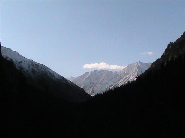 Далекие вершины