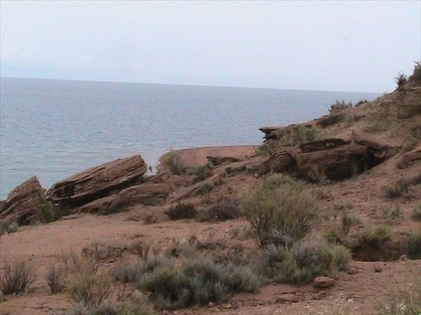 Живописное побережье