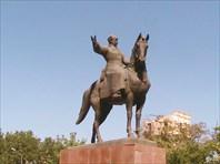 Памятник М.В. Фрунзе
