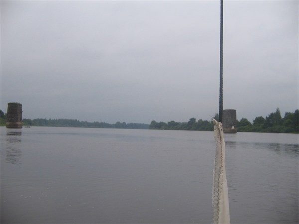 Мост - призрак кадр 1
