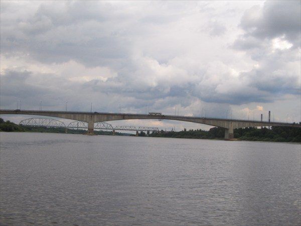 Мосты Кириши